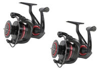 Quantum TH50 Throttle Spinning Reel Set of 2 Reels Retail Value $119