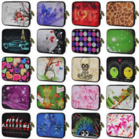 AMZER 10 Inch Neoprene Sleeve Soft Zip Pouch For iPad Kindle Tablet Asus Samsung GBP 9.99