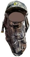 ScentBlocker Cap and Facemask Ball Cap Hat TRINITY Mossy Oak Camo OSFM FMCT