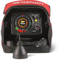 New Marcum M5 Flasher System Fish Locator with Carry Bag, Sonar for Ice Fishing