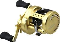 Shimano Calcutta Conquest 300/400 Round Baitcasting Reels - Bass