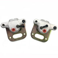 Front Brake Caliper for Polaris Trail Boss 350L 4x4 1990-1993 with Pads