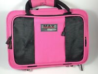 Preowned Protec Max Pink Clarinet Case