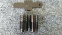 Factory Mossberg 12 Gauge Choke Set of 2 with Wrench