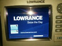 Lowrance HDS 7 Gen 1 Non Touch Fishfinder/GPS/W-Transducer,Cover,Bracket,Power