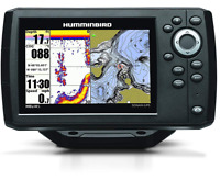 Humminbird Fish Finder GPS Combo Hummingbird for Boats Depth Portable Bottom Ice