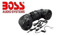 BOSSAudio 700W Bluetooth All Terrain Sound System Polaris Can Am Side by Side UT