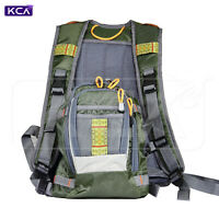 Fly-Fishing Backpack w/ Chest Pack for Fishing Tackle