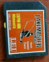 LakeMaster ProMap Minnesota LKPM-MN SD Map Card Eagle and Lowrance 051-2920-00