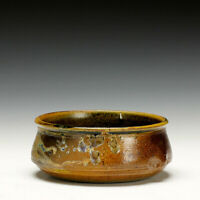 Don Reitz Studio Pottery, Bowl, Wood Fired