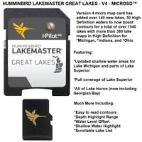 Humminbird LakeMaster Great Lakes Edition Version 4 Updated - microSD™ HD 67939