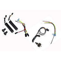 Can-Am New OEM Outlander/Renegade ATV Heated Grips & Lever Kit