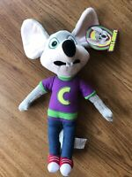 NEW Chuck E Cheese Mouse Limited Edition Soft Plush Doll 13
