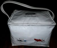 Ford Motor Company 75th Anniversary Insulated Cooler Lunchbox - Super Rare 1978