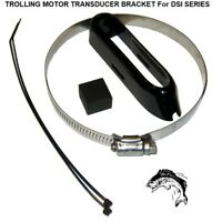 Lowrance Bracket Attaches Transducer To Trolling Motor For DSI Series