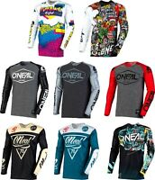 O'Neal Mayhem Jersey - MX Motocross Dirt Bike Off-Road ATV MTB Mens Gear