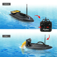 Fish Finder 1.5kg Loading 500m Remote Control Fishing Bait Boat RC Boat  007
