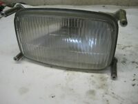 Vintage Snowmobile 1980 Arctic Cat Jag 340 Headlight Assembly