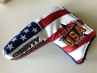 BRAND NEW!! Scotty Cameron 2018 Ryder Cup USA Europe Blade Putter Headcover