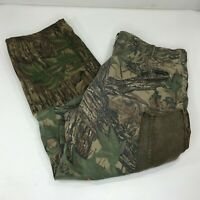 Rattlers Brand Realtree Camo Pants Snake Briar Brush Hunting Mens Size 42 x 29