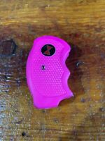 North American Arms Black Widow Pink grips USED NAA