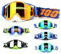Motorcycle Racing Goggles Motocross MX MTB ATV UTV Dirt Bike Off road Eyewear