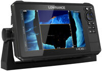 LOWRANCE HDS-9 LIVE XD AI 3-IN-1