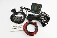Lowrance X51 Sonar Fish Finder Depth Sounder Monitor