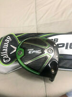USED Callaway GBB EPIC Driver 9 Degree  (HEAD ONLY)