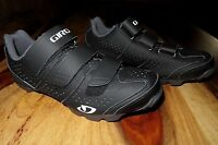 NEW Giro Riela R Mountain Bike Shoes Size 8.5 Women's EU 40 Black