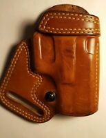 Galco SOB Small of Back Leather Holster, SOB226- Glocks 19  & more 9mm&40s&w RH