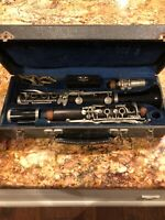 Noblet Normandy Special Bb Grenadilla Wood Clarinet made in France
