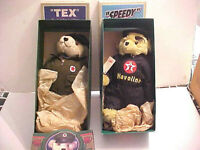 Texaco Bear Collection-Lot of 4 in Boxes