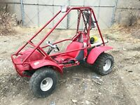 Honda Odyssey FL250 Dune Buggy All Terrain Vehicle ATV Go Cart Clean Runs Great