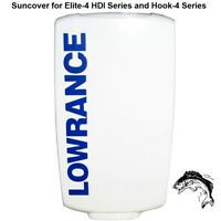 Lowrance Suncover UV Ray Resistant For Elite-4 HDI Series and Hook-4 Series