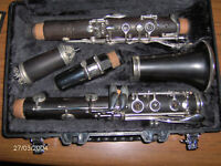 YAMAHA YCL34 Bb All wood Clarinet, Excellant condition with hard case