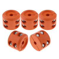 Lot 5  ATV Winch Accessories Winch Cable Hook Stopper Replacement Polaris