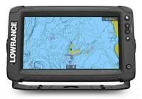 LOWRANCE ELITE-9 Ti2 US INLAND ACTIVE IMGNG 3-N-1 FISHFINDER 000-14648-001 NEW!