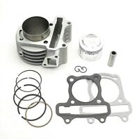 47mm Big Bore Kit Cylinder for GY6 50-80cc 4 stroke Scooter ATV 139QMB 139QMA