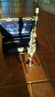 Buffet Eb clarinet - early 1970's professional model in excellent condition.