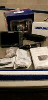 Lowrance HDS 7 Gen 3 with box/cover