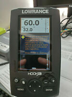 Lowrance Hook 4x FISH FINDER