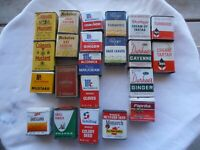 Old Collectible Spice Tins