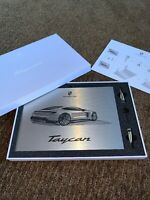 Taycan Mission E Porsche Plaque 2020 Car Picture