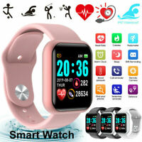 Waterproof Bluetooth Smart Watch Phone Mate For iphone IOS Android Samsung LG B* $14.99