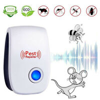 Pro Ultrasonic Pest Reject Home Control Electronic Repellent Mice Rat Repeller $4.99
