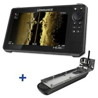 Lowrance HDS 9 Live With 3in1 Transducer