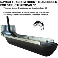 NAVICO TRANSOM MOUNT TRANSDUCER FOR STRUCTURESCAN 3D