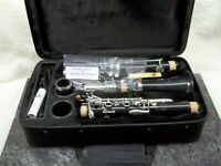Selmer Bundy Bb Clarinet Play Tested: All New Pads-Bumpers-Corks-Case