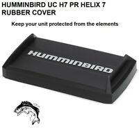 HUMMINBIRD UC H7 PR HELIX 7 RUBBER COVER Keeps Your Unit Elements Protected